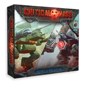 Critical Mass - Patriot Vs Iron Curtain - EN