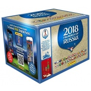 Panini FIFA World Cup 2018 Display (50 packs) 670 Sticker Version