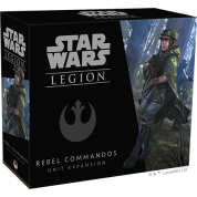 FFG - Star Wars Legion - Rebel Commandos Unit Expansion - EN