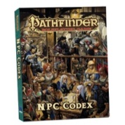 Pathfinder RPG - NPC Codex Pocket Edition - EN