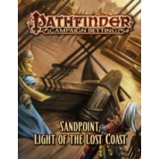 Pathfinder Campaign Setting: Sandpoint, Light of the Lost Coast - EN