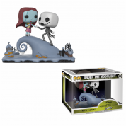 Funko POP! NBX - Jack and Sally on the Hill Vinyl Figures 10cm