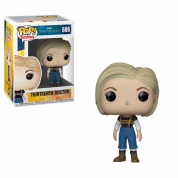 Funko POP! Doctor Who: 13th Doctor w/out Coat Vinyl Figure 10cm