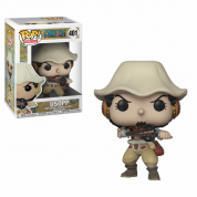 Funko POP! One Piece: Usopp Vinyl Figure 10cm