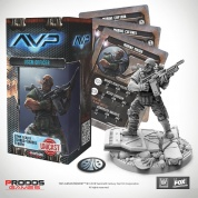 Alien vs Predator: USCM Officer Set - EN
