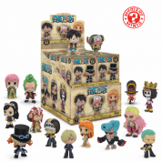 Funko Mystery Minis - One Piece (12 figures random packaged)