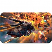 Blackfire Playmat - Star Realms Schlacht Mech - Ultrafine 2mm (DE)