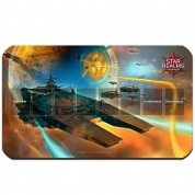 Blackfire Playmat - Star Realms Kriegswelt - Ultrafine 2mm (DE)