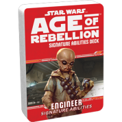 FFG - Star Wars Age of Rebellion: Engineer Signature Abilities Deck - EN
