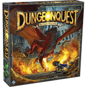 FFG - Dungeon Quest Revised Edition - EN