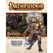Pathfinder Adventure Path: Temple of the Peacock Spirit (Return of the Runelords 4 of 6) - EN