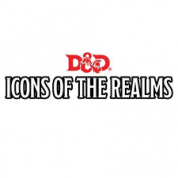 D&D Icons of the Realms - Fantasy Miniatures Set 1: Case of 4 Booster Bricks (8 ct.) with Case Incentive - EN