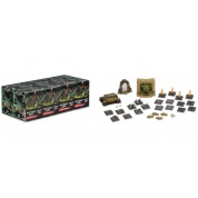D&D Icons of the Realms - Tomb of Annihilation: Case of 4 Booster Bricks (8 ct.) with Case Incentive - EN