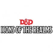 D&D Icons of the Realms - Elemental Evil : Case of 4 Booster Bricks (8 ct.) with Case Incentive - EN