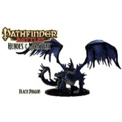 Pathfinder Battles: Heroes and Monsters Black Dragon Booster - EN