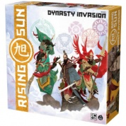Rising Sun: Dynasty Invasion Expansion - EN