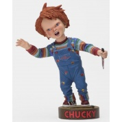 Chucky Head Knocker - Chucky with Knife 18cm