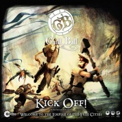 Guild Ball - Kick Off! - EN