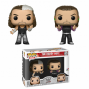 Funko POP! WWE - The Hardy Boyz 2-Pack Vinyl Figures 10cm