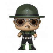 Funko POP! WWE - Sgt. Slaughter Vinyl Figure 10cm