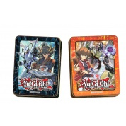 YGO - Mega-Tins 2018 - Tin Display (12 Tins) - DE