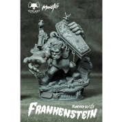 Frankenstein Forever Love (Unpainted Kit)