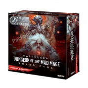 D&D Waterdeep: Dungeon of the Mad Mage Adventure System Board Game Standard Edition - EN