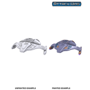 Star Trek Deep Cuts: Jem'Hadar Attack Ship (6 Units)