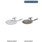 Star Trek Deep Cuts: NX Class (6 Units)
