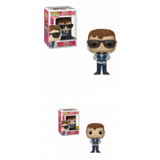 Funko POP! Baby Driver: Baby Vinyl Figure 10cm Assortment (5+1 chase figure)