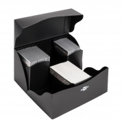 Blackfire Flip Deck Holder Trio (240+) - Black