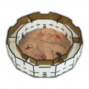 Blackfire Dice Tray - Colosseum