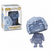 Funko POP! Harry Potter - Nearly Headless Nick (Blue Trans) Vinyl Figure 10cm