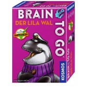 Brain to go - Der lila Wal - DE