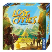 Lost Cities - Das Brettspiel - DE