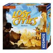 Lost Cities - Das Duell - DE