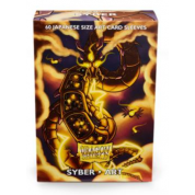 Dragon Shield Japanese Art Sleeves - Syber (60 Sleeves)