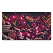 Dragon Shield Play Mat - Matte Magenta - Demato