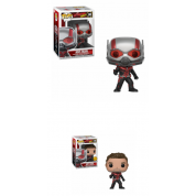 Funko POP! Ant-Man & The Wasp - Ant-Man Vinyl Figure 10cm Assortment (5+1 chase figure)