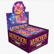 Munchkin CCG: Fashion Furious Booster Display (24 Packs) - EN
