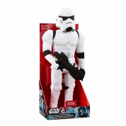 Funko Talking Plush Star Wars - Mega Poseable: Stormtrooper 61cm