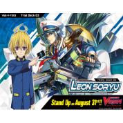 Cardfight!! Vanguard V - Trial Deck - Leon Soryu - EN