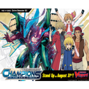 Cardfight!! Vanguard V - Champions of the Asia Circuit Booster Display (12 Packs) - EN