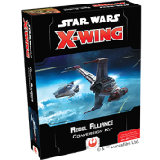 FFG - Star Wars X-Wing 2nd Edition Rebel Alliance Conversion Kit - EN