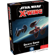 FFG - Star Wars X-Wing 2nd Edition Galactic Empire Conversion Kit - EN