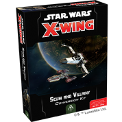 FFG - Star Wars X-Wing 2nd Edition Scum and Villainy Conversion Kit - EN
