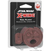 FFG - Star Wars X-Wing 2nd Edition Rebel Alliance Maneuver Dial Upgrade Kit - EN