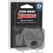 FFG - Star Wars X-Wing 2nd Edition Galactic Empire Maneuver Dial Upgrade Kit - EN