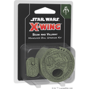 FFG - Star Wars X-Wing 2nd Edition Scum and Villainy Maneuver Dial Upgrade Kit - EN