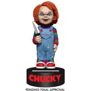 Chucky - Chucky Solar Powered Body Knocker 15cm